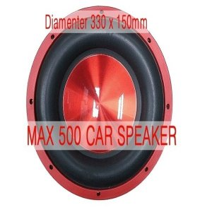 차량용카스피커10인치서브우퍼car speaker10inch 500w