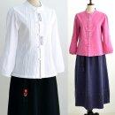 여자생활한복 상의/치마/개량한복/계량한복