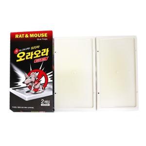 대일제약/쥐자바 오라오라/끈끈이본드 2개입x1개