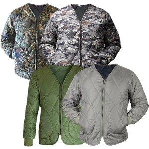 국산깔깔이작업복/패딩점퍼/밀리터리/방한복/방한내피