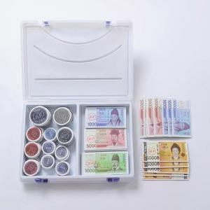 이선생자석교구  수학BOX  돈 모형