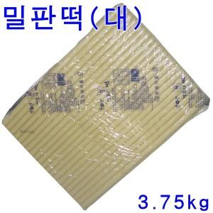 밀판떡볶이 3.75kg/밀떡볶이 밀떡 쌀떡볶이 치즈떡