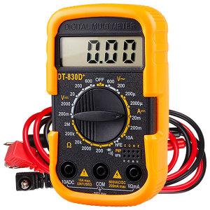 멀티테스터기/전기테스터기/멀티미터/전류/전압측정기