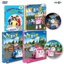 DVD 로보카 폴리 7탄 + 로보카 폴리 3차시리즈 1탄 2탄 + 드림아이와 함께하는 율동동요 2탄 (4종 박스세트