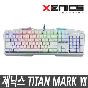 TITAN MARK VII (청축) 게이밍/기계식/키보드 단독특가