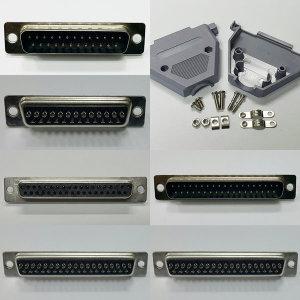 DSUB커넥터/시리얼커넥터/3열15P/3열26P/3열44P/3열62