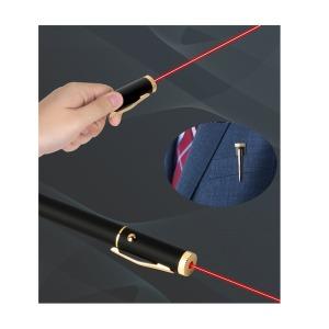 펜 레이저 포인터 LP-4 선명한 레이저 고광택 골드컬러