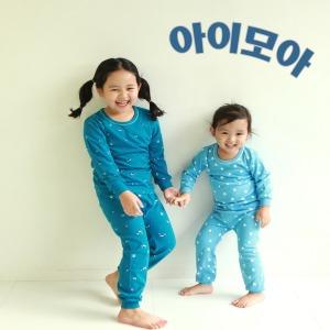 6+1국내산 유아동내의/후라이스/양면/보온/주니어내의