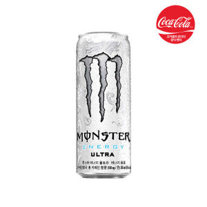 (현대Hmall) 코카콜라  몬스터 에너지 울트라 355ml x  24캔