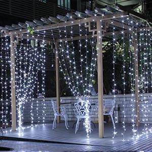 LED 커튼라이트/2M 200전구/크리스마스장식조명