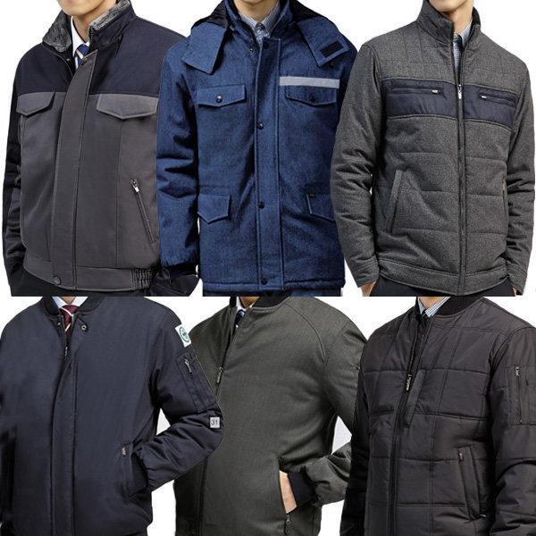 겨울작업복/유니폼/바지/점퍼/정비복/근무복/ACE