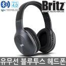 W800BT 고급 블루투스 헤드폰 통화+음악 A2DP (블랙)