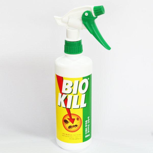 비오킬 Bio kill/바이오킬(500ml)저독성살충제