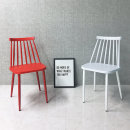 로니 체어 카페 의자 인테리어 식탁 거실 플라스틱