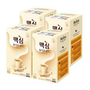 동서 맥심 커피믹스 640T 화이트골드
