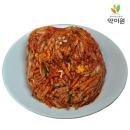 국산 전라도 보쌈김치 1kg/프리미엄/매콤달콤한 밥도둑