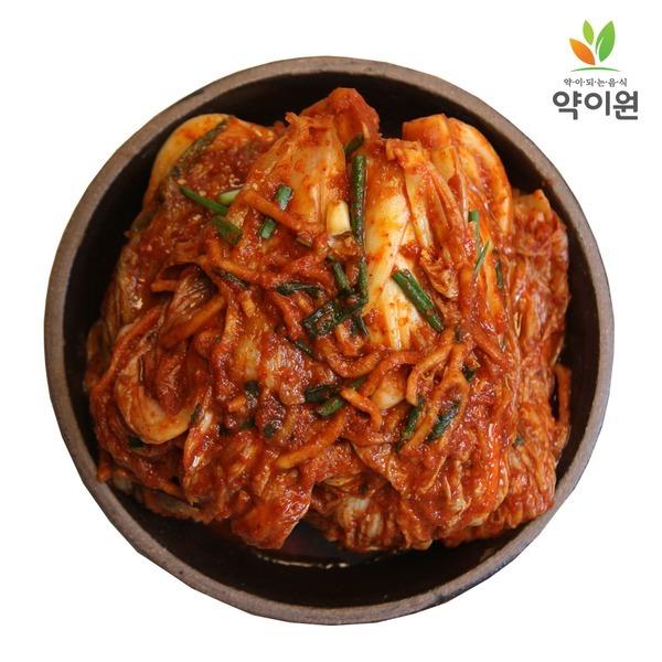 국산 전라도 포기김치 1kg/프리미엄/시원한맛/당일생산
