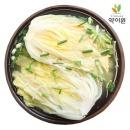 국산 전라도 백김치 1kg/프리미엄/깔끔하고 시원한 맛