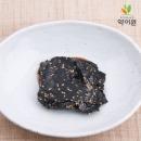 순창 국내산 전통 재래식 김 장아찌 500g
