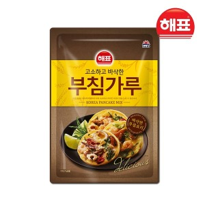 고소하고 바삭한 부침가루 1kg 파전 김치전 녹두전