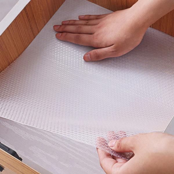 싱크대 투명 서랍매트 (중 45x100cm)