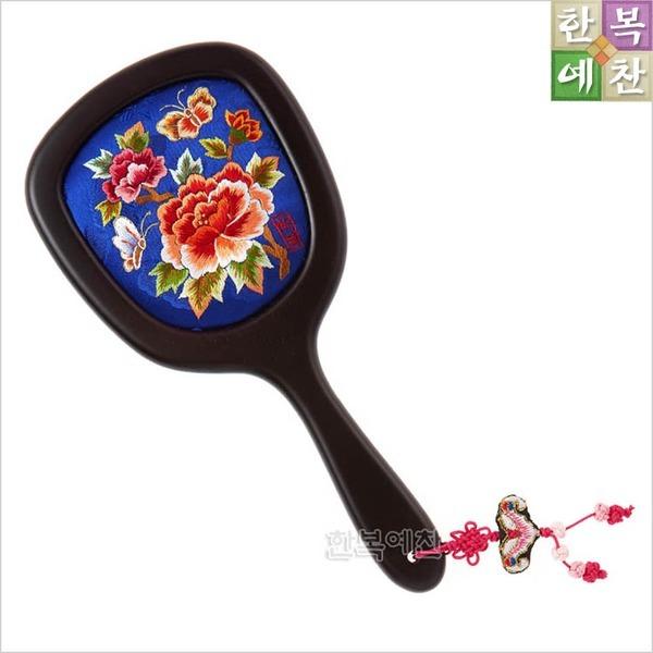 한복소품/손거울5/전통소품/신부/함/비녀/꽃신