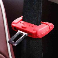 차량용 안전벨트클립 커버 내장재 몰딩 기스방지 용품