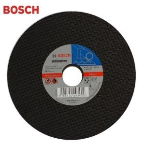 보쉬 4인치 절단석(75개입) 외경105xT1.0x내경16mm