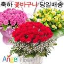 초특가 예쁜꽃바구니BEST 봄꽃 전국당일 꽃배달