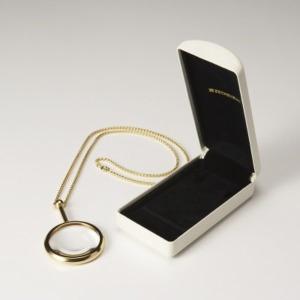 목걸이 돋보기(No.21361-gold)