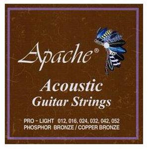 (하나악기)아파치 어쿠스틱 기타줄/아파치 기타 줄