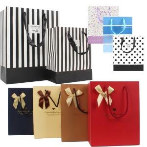종이쇼핑백 종이가방 선물가방 선물상자 쇼핑백