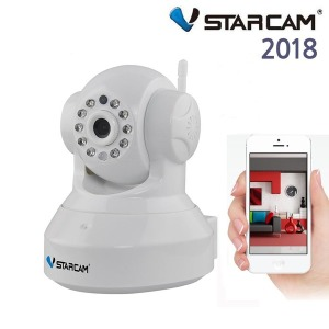 무선 IP카메라 가정용 홈 CCTV 카메라 Vstarcam-100C