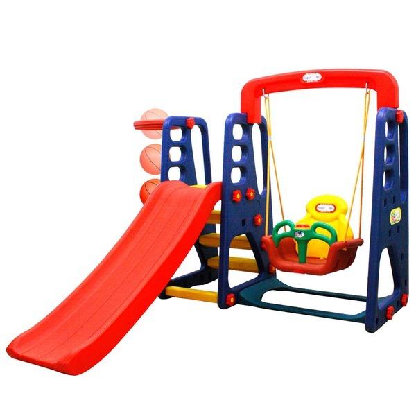 놀이터 미끄럼 그네세트 / 대형완구 장난감 슬라이드