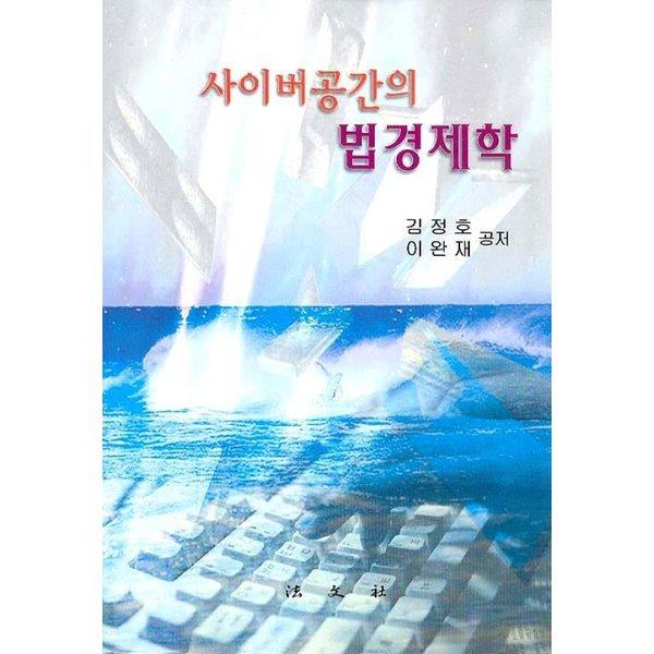 사이버공간의법경제학  법문사   김정호.이완재