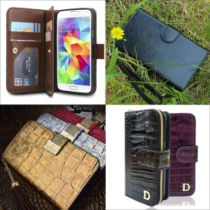 전기종 지갑형 지폐 동전수납 다이어리 핸드폰 케이스