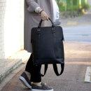 (비바시스터)15인치노트북수납백팩 남자서류가방 여자