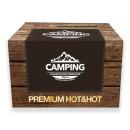 핫앤핫 초대형 캠핑용 핫팩(BROWN)10매입 군용 美FDA