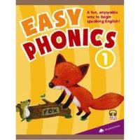 Easy Phonics 이지 파닉스 1  위즈덤트리   위즈덤트리 영어교육연구소