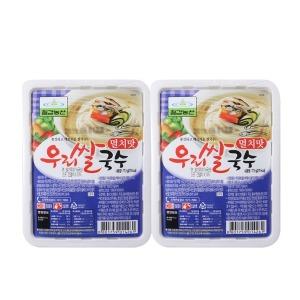 칠갑농산 우리쌀국수 멸치맛 1박스(18개)