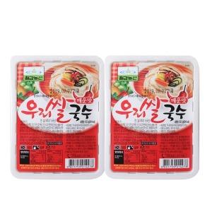 칠갑농산 우리쌀국수 매운맛 1박스(18개)
