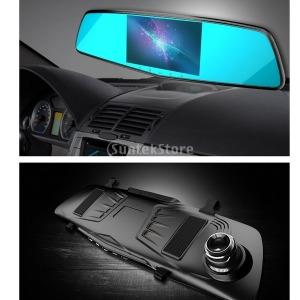 듀얼 렌즈 자동차DVR 대시캠 블랙박스 비디오 1080p