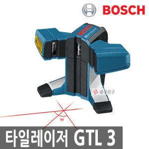 공구친구 보쉬 GTL3 바닥 타일 레이저 측정 레벨기 손쉬운작업 벽작업가능