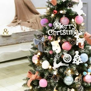 크리스마스트리 장식 LED 전구 풀세트 1.3-1.6M