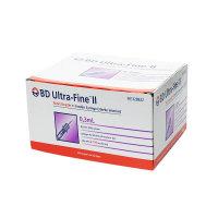 BD 인슐린 주사기 0.3ml 31G 8mm 100개입/울트라파인