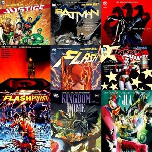 시공그래픽노블 시리즈 선택 - 저스티스리그 배트맨 슈퍼맨 원더우먼 플래쉬 아쿠아맨 할리퀸