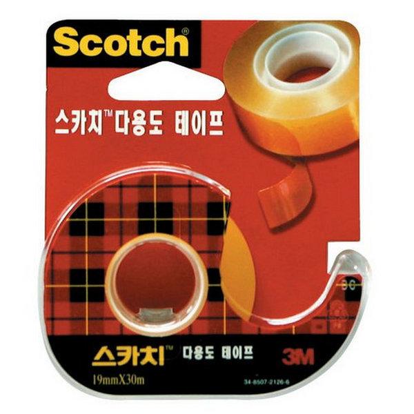 102424 스카치 테이프(583D/18mmX30M/3M)