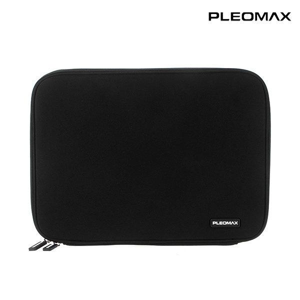 PNP-1000 지퍼형 노트북 파우치 13형 (블랙)