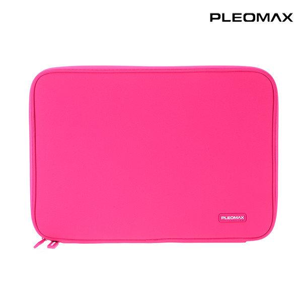 PNP-1000 지퍼형 노트북 파우치 15형 (핑크)