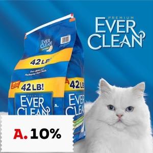 에버크린 ESUN 19kg 고양이 모래